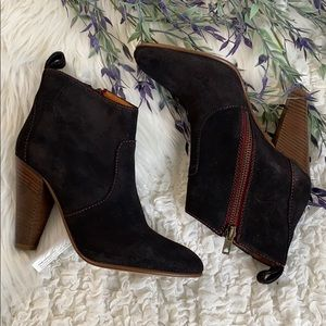 Madewell 1937 Leather Ankle Boots